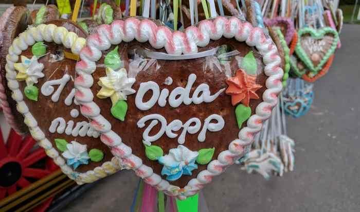Herz: Oida Depp