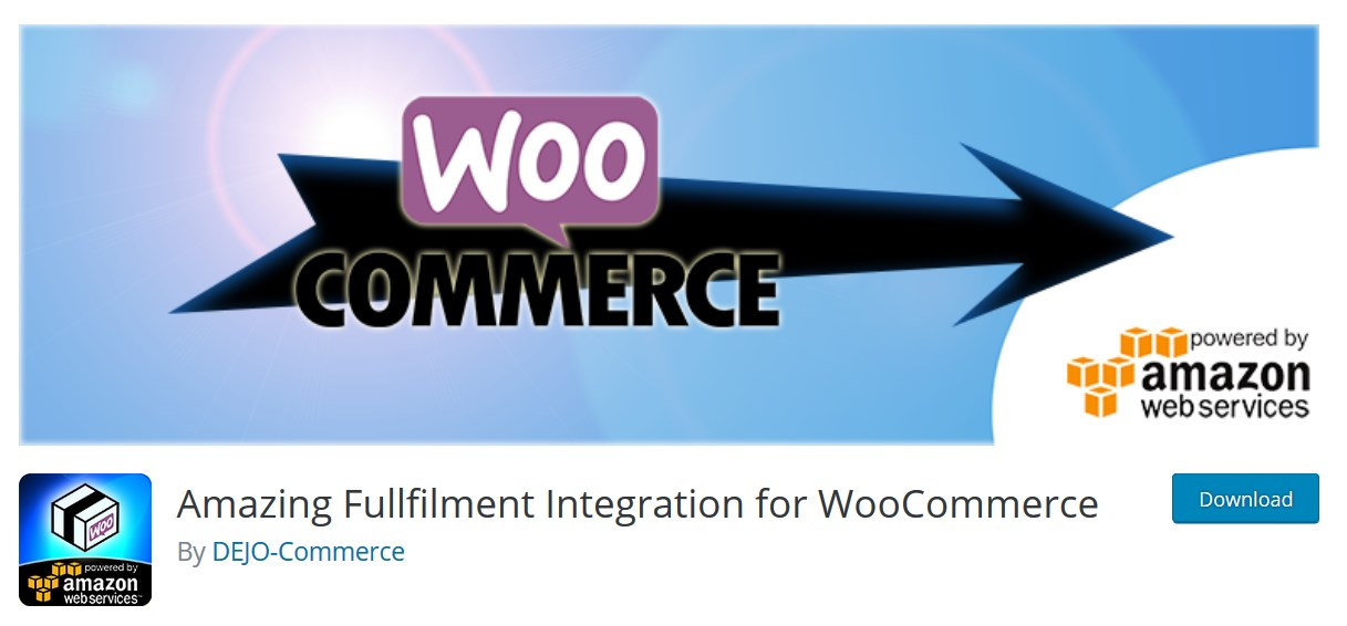 Amazon Fulfillment WooCommerce