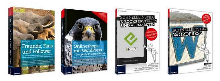 Bernd Schmitts Bücher