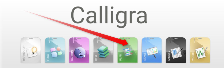 Calligra Plan