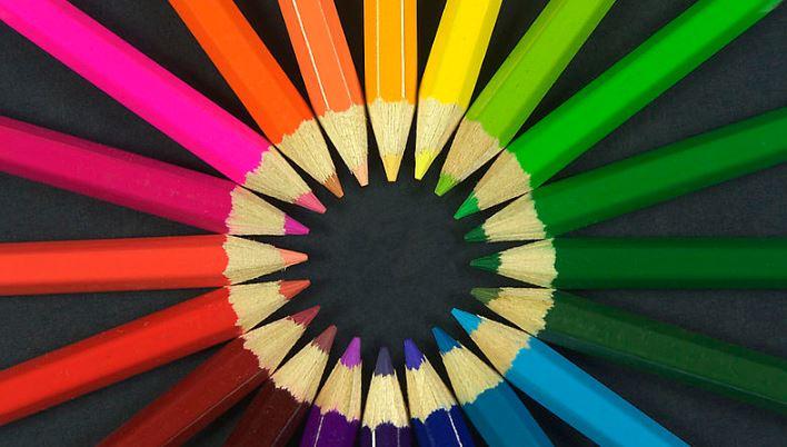 Farben ändern