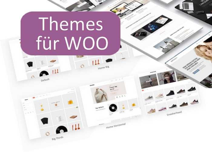 Die besten Themes für WooCommerce