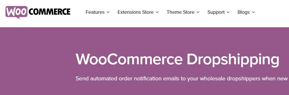 Das Dropshipping-Plugin von WooCommerce