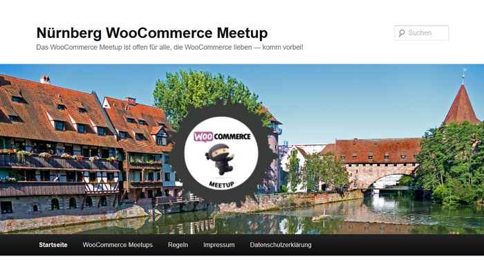 WooCommerce-Meetup Nürnberg
