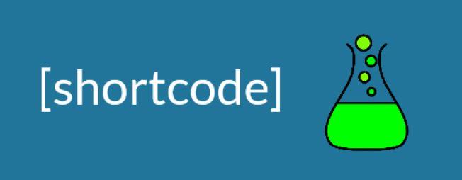 Mit Shortcodes arbeiten