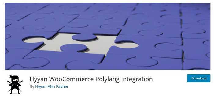 WooCommerce Polylang Integration