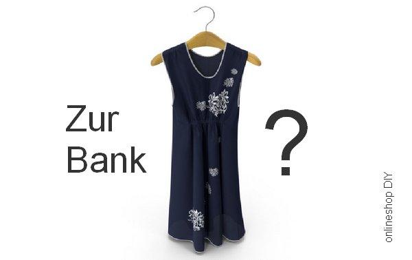 Die richtige Kleidung für einen Banktermin