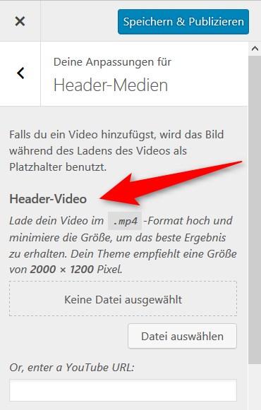 Header-Video