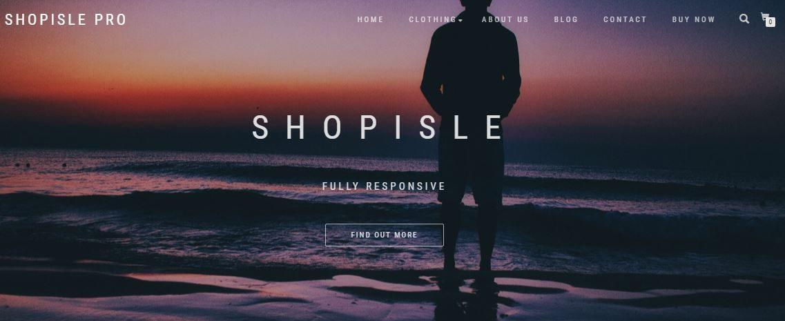 Das ShopIsle Theme