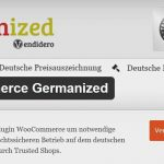 Plugin für Rechtssicherheit: WooCommerce Germanized