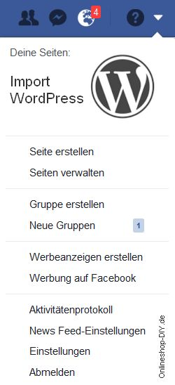 Facebook-WordPress-Importer