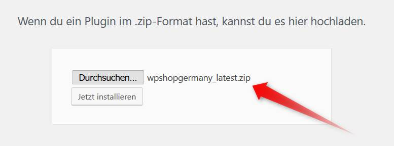 auswahl wpshopgermany
