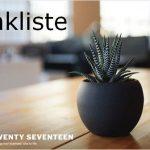 Linkliste Twenty Seventeen