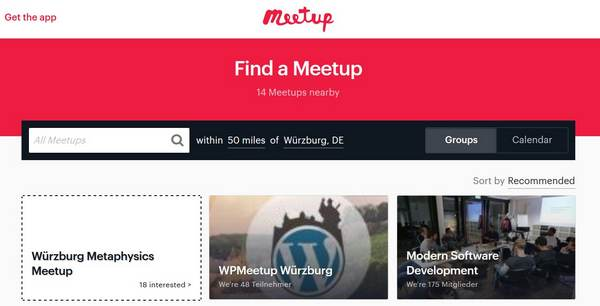 WordPress-meetup
