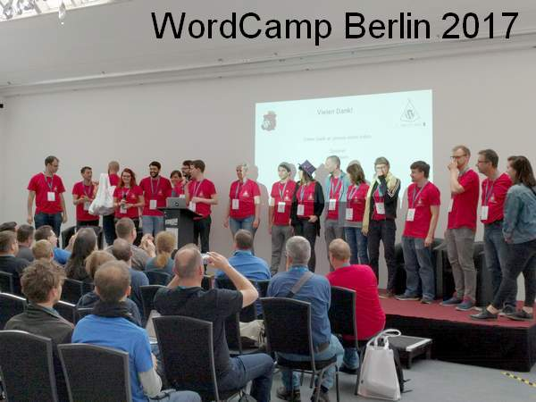WordPress Volunteers
