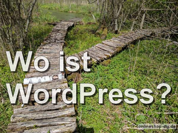 Wordpress Meetup anzeigen