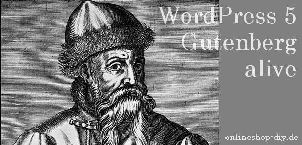 Gutenberg und WordPress 5