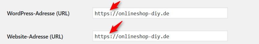 Im Browser testen