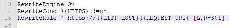 SSL erzwingen