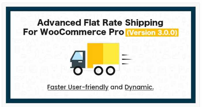 Advanced Flat Rate Shipping Pro