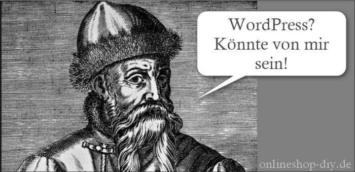 Johannes Gutenberg Kupferstich