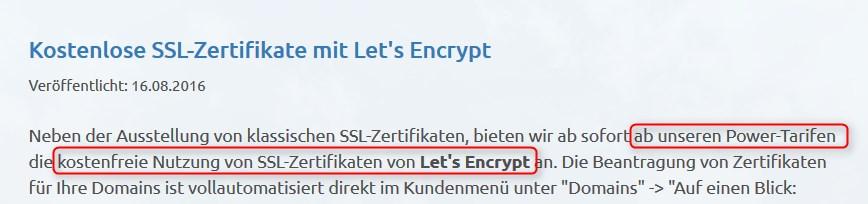 Crashkurs SSL-Zertifikat - onlineshop-diy