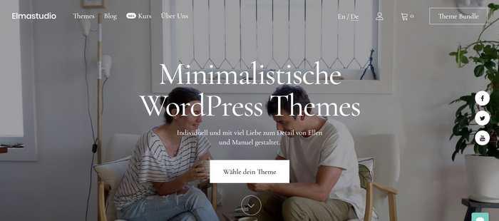 Themes deutsch Elmastudio