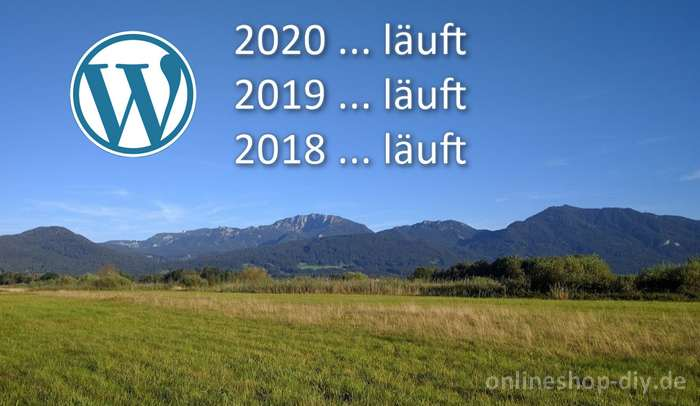 WordPress 2020