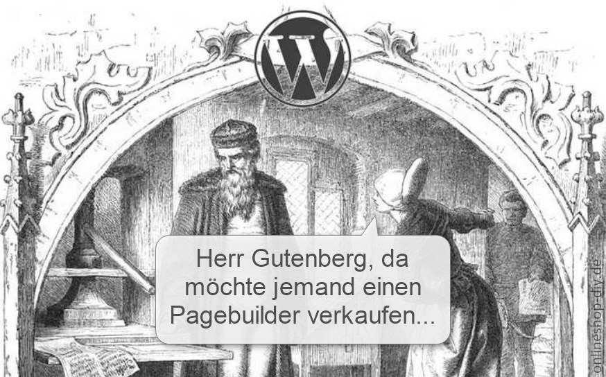 WordPress-Pagebuilder Pro und Kontra