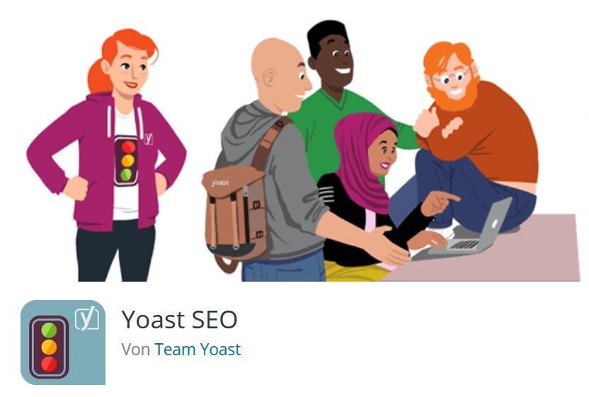 Plugin für SEO: Yoast