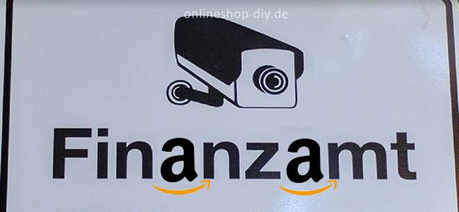 Finanzamt: Razzia bei Amazon