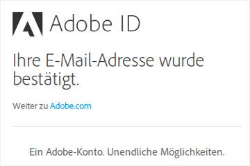 Adobe bestätigt