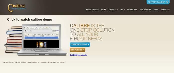 MIt Calibre eBooks konvertieren