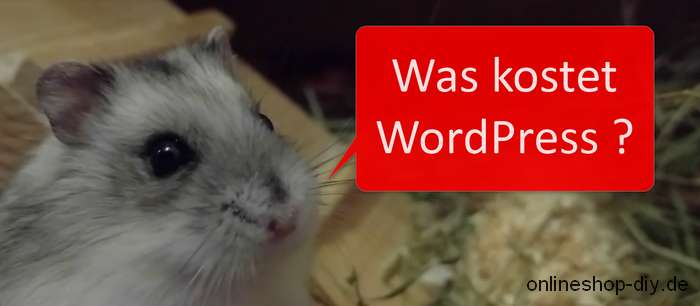 Was kostet WordPress?