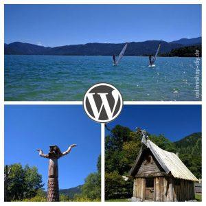 Bilder für WordPress optimieren