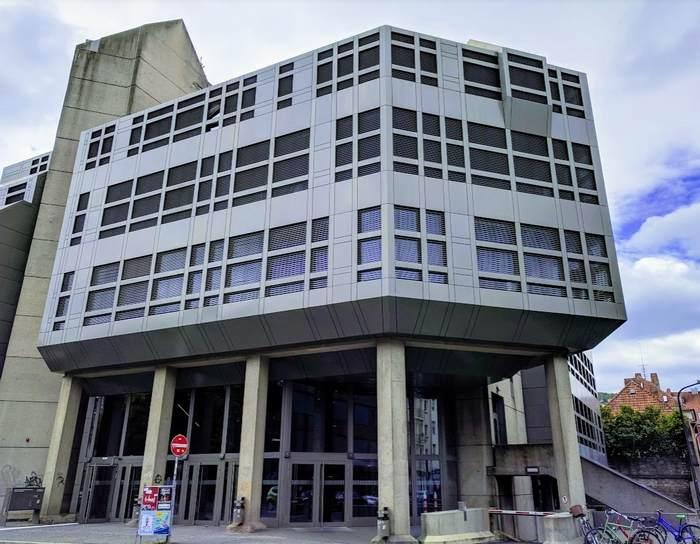 FH Würzburg Zentralgebäude