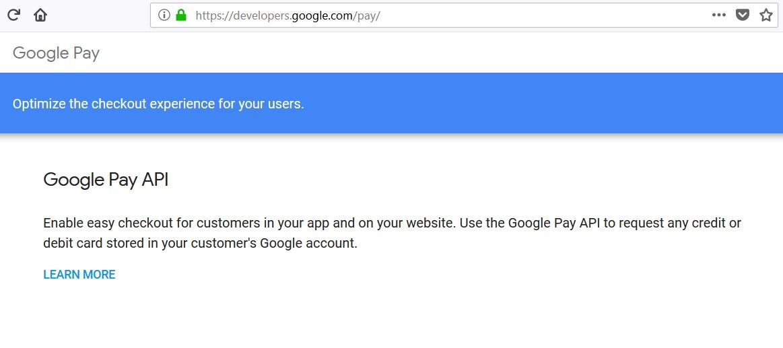 Google Pay als Händler nutzen