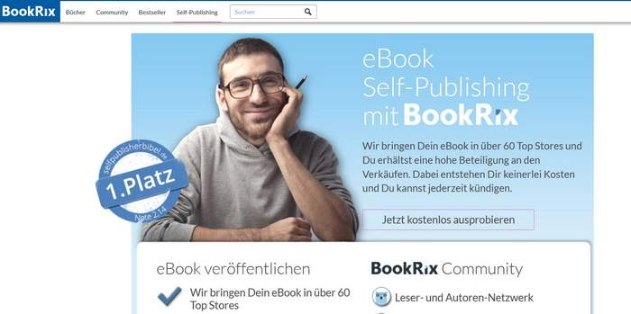 BookRix Selfpublishing