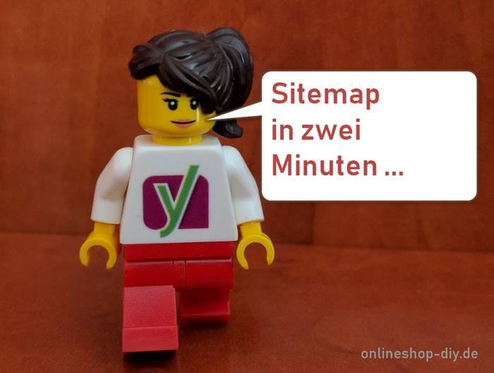 Mit Yoast Sitemap erstellen