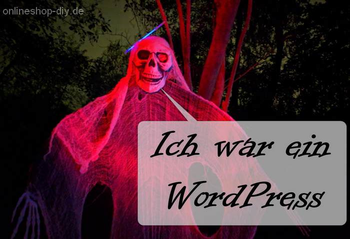 WordPress-Seite schließen