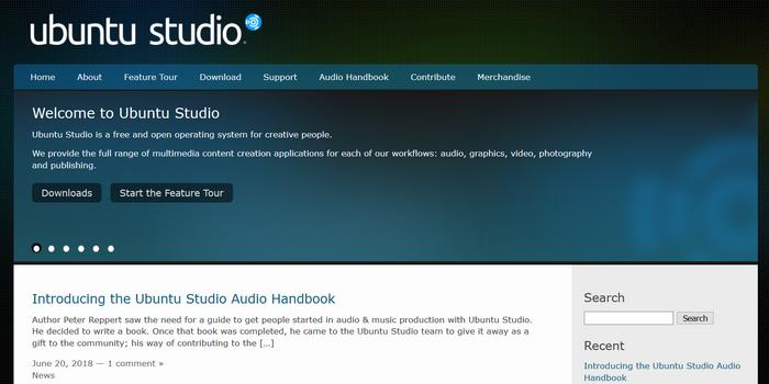 Die Musiker-Distri Ubuntu Studio