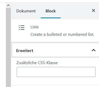 CSS-Klasse